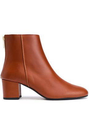76b6e2c3b08 ATP ATELIER Leather ankle boots