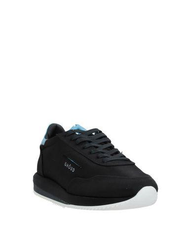 Фото 2 - Низкие кеды и кроссовки от GHŌUD Venice черного цвета