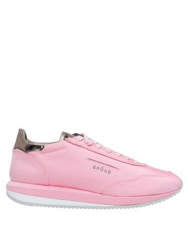 Фото - Низкие кеды и кроссовки от GHŌUD Venice розового цвета
