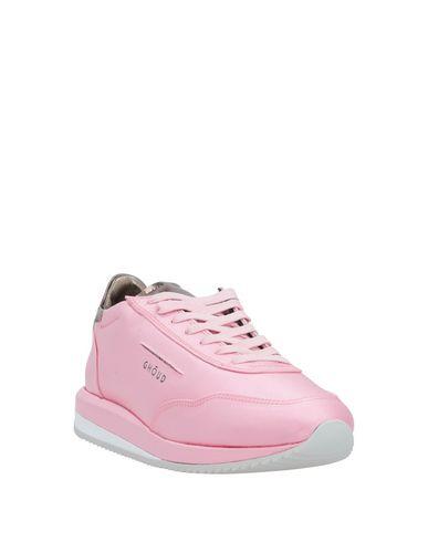 Фото 2 - Низкие кеды и кроссовки от GHŌUD Venice розового цвета
