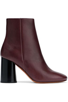 VINCE. Ridley leather ankle boots