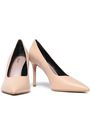 DIANE VON FURSTENBERG Leather pumps