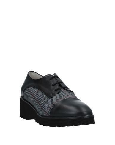 Фото 2 - Обувь на шнурках от PARLANTI черного цвета