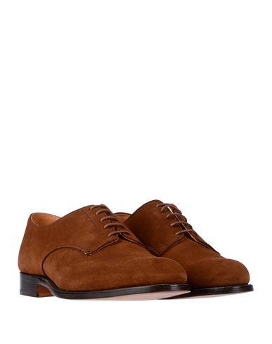 Фото 2 - Обувь на шнурках цвет какао