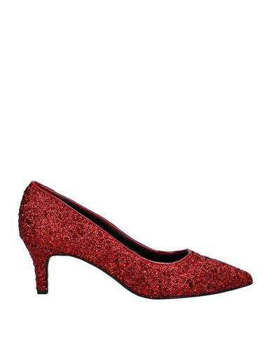 Фото - Женские туфли ISLO ISABELLA LORUSSO красного цвета