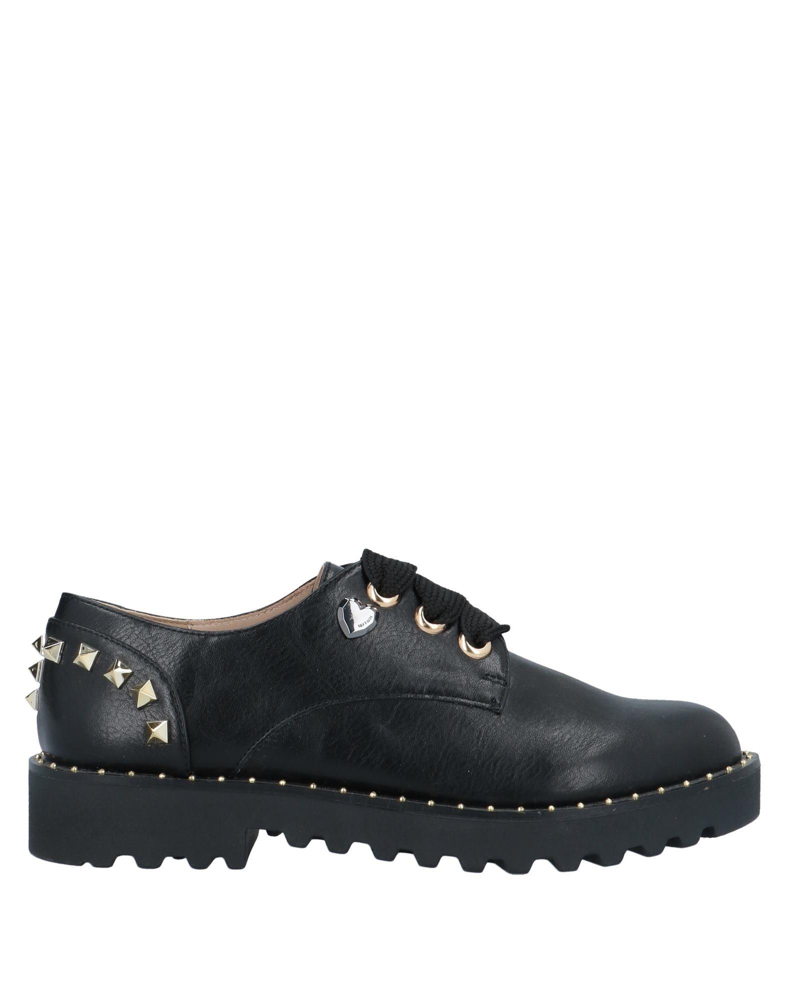 MY TWIN TWINSET Обувь на шнурках
