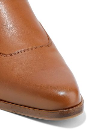 VINCE. Eagan leather ankle boots
