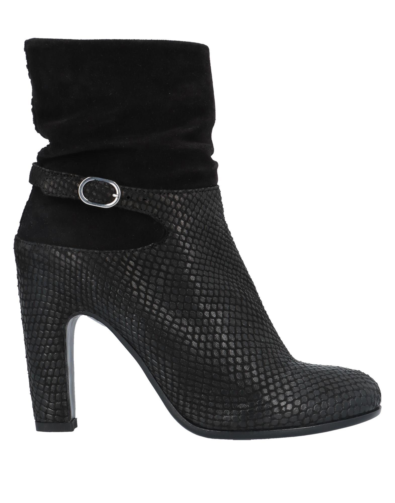 OFFICINE CREATIVE ITALIA Полусапоги и высокие ботинки джинсы camomilla italia camomilla italia ca097ewevrs4