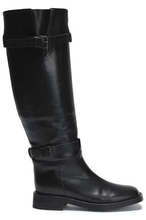 ANN DEMEULEMEESTER Mid Heel Boots