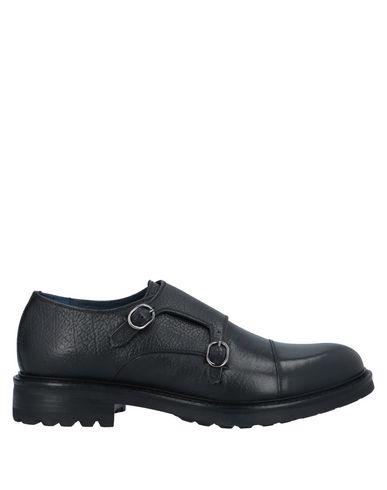 Купить Мужские мокасины CIRO LENDINI черного цвета