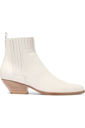 VINCE. Eckland leather ankle boots