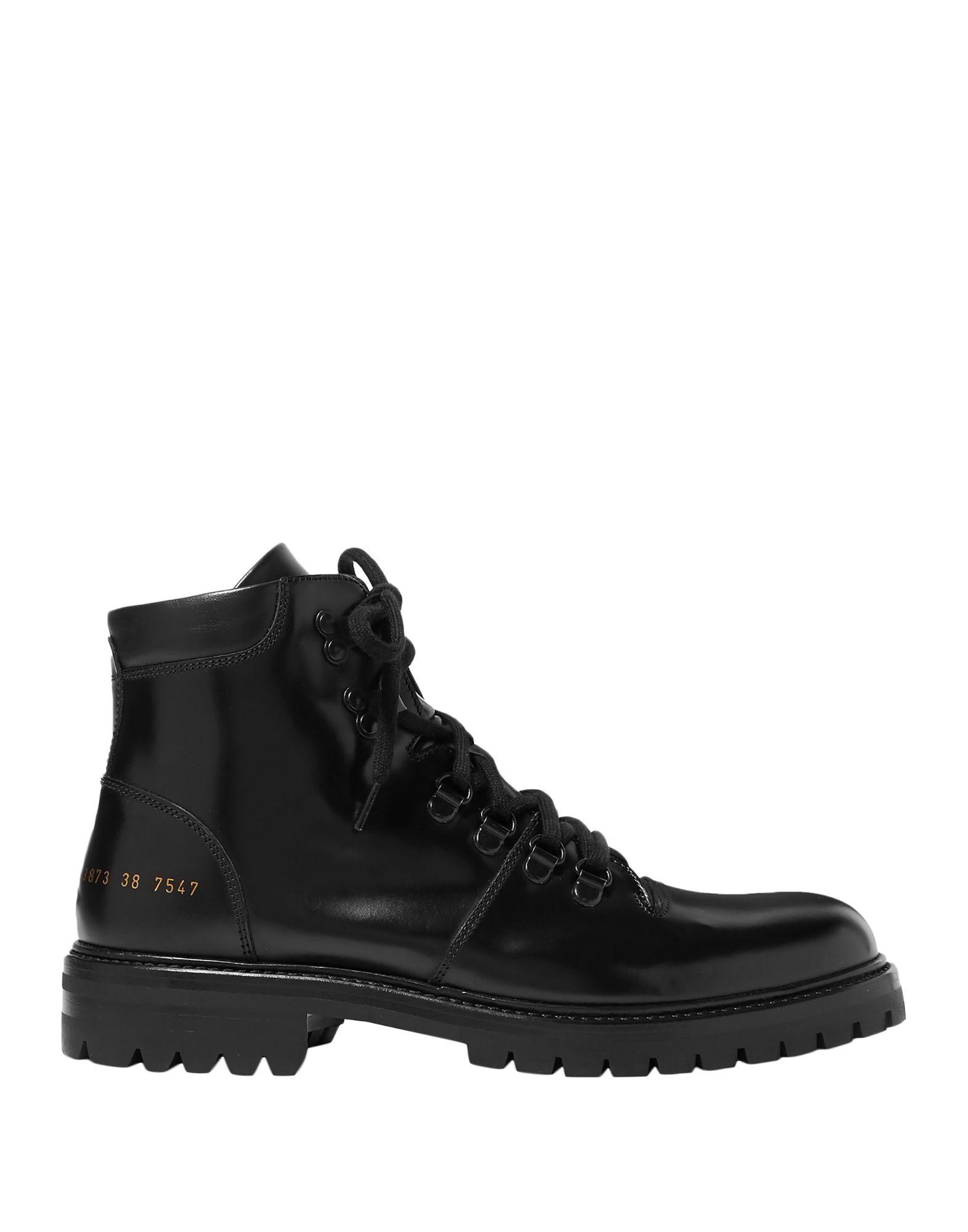 купить WOMAN by COMMON PROJECTS Полусапоги и высокие ботинки дешево