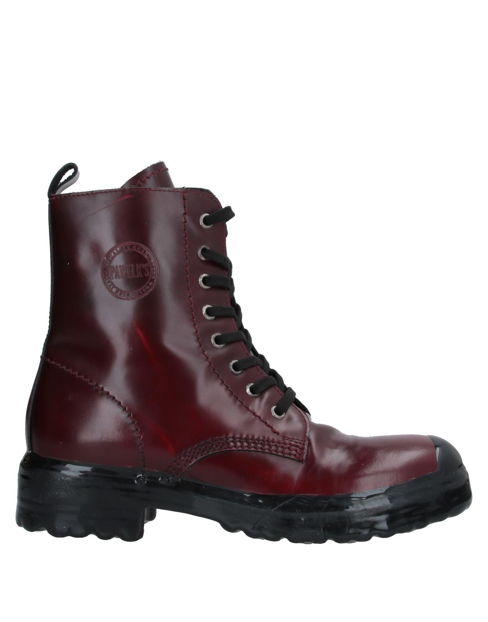 PAWELK'S Полусапоги и высокие ботинки