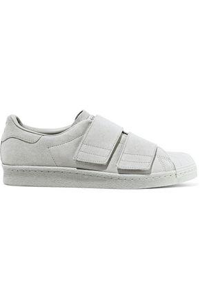 ADIDAS ORIGINALS Superstar 80s CF suede sneakers