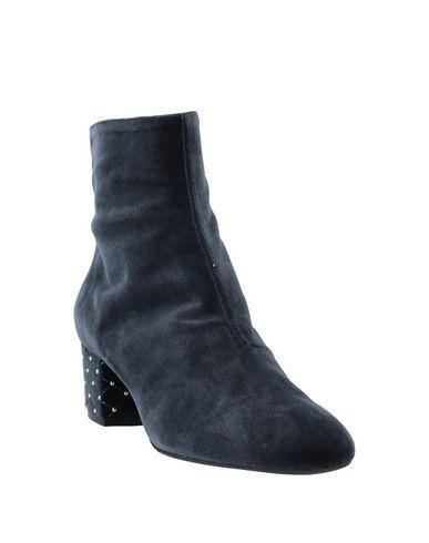 Фото 2 - Полусапоги и высокие ботинки свинцово-серого цвета