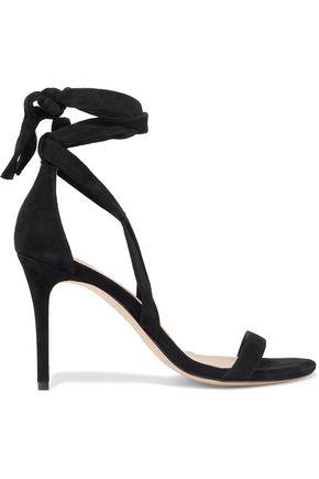 HALSTON HERITAGE Diana suede sandals