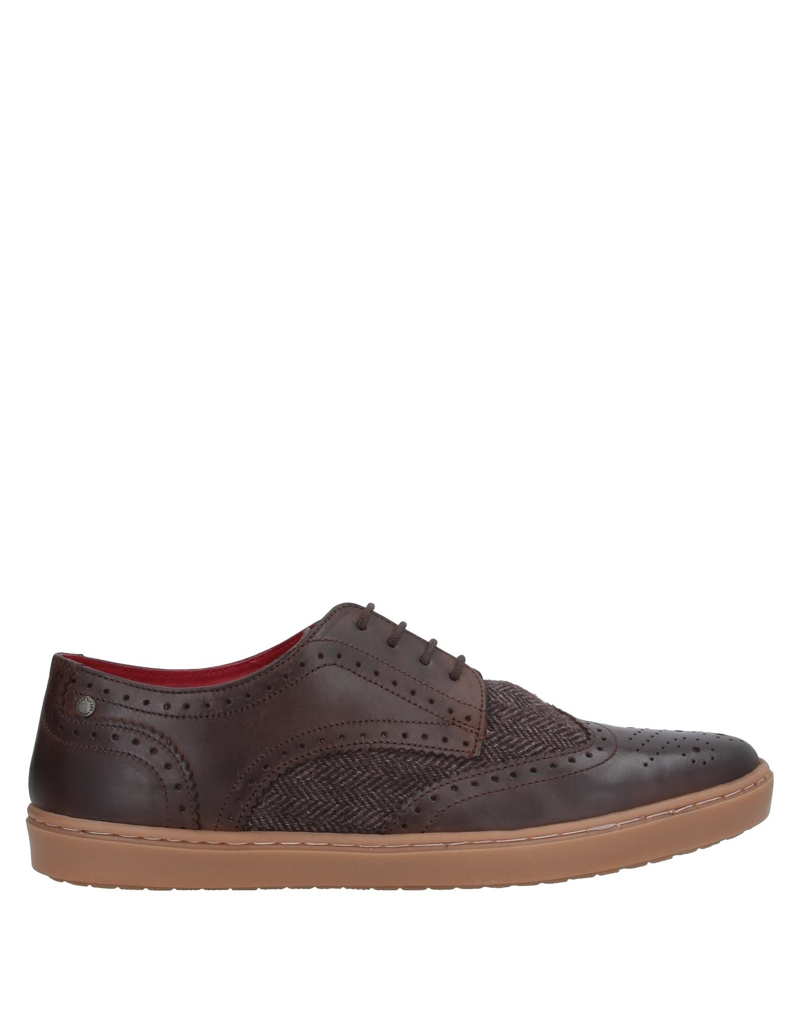 BASE London Обувь на шнурках цена