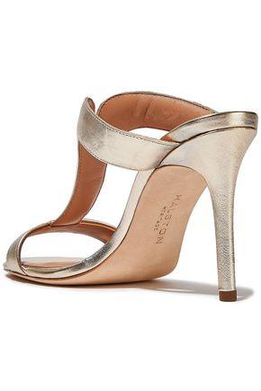 HALSTON HERITAGE Arya leather sandals