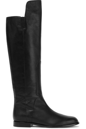 HALSTON HERITAGE Leather boots