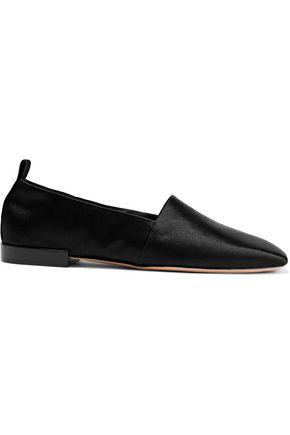 ROSETTA GETTY Satin slippers