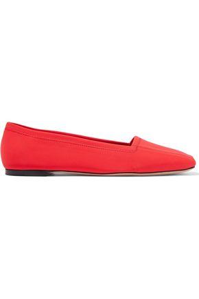 ROSETTA GETTY Neoprene loafers