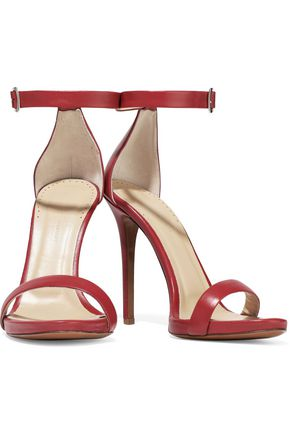 HALSTON HERITAGE Angie leather sandals