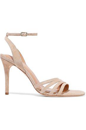 HALSTON HERITAGE Kelly suede sandals