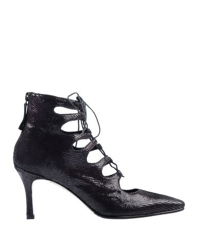Фото - Полусапоги и высокие ботинки цвет баклажанный
