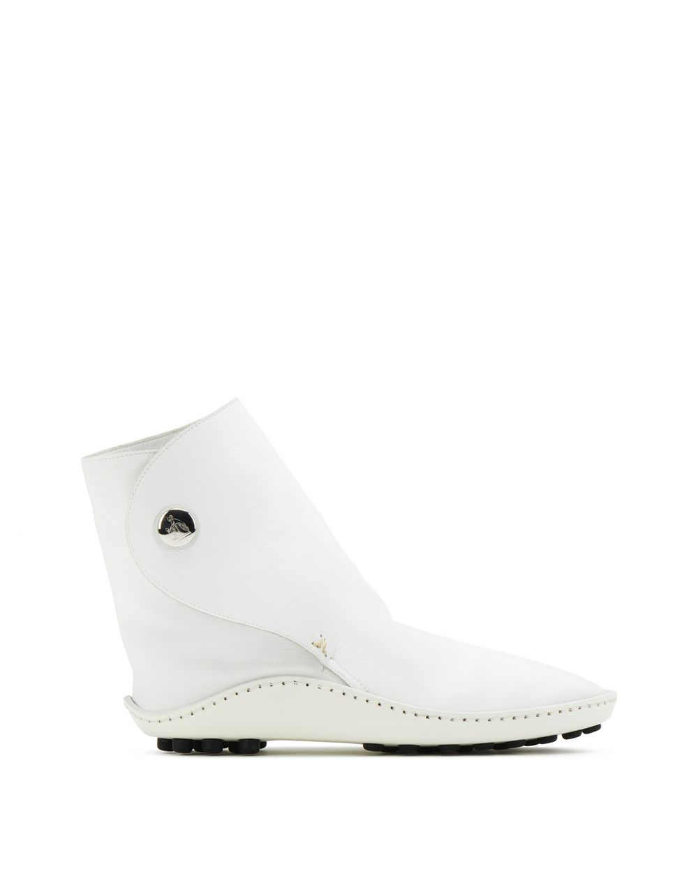 LEATHER OPANKA ANKLE BOOT  - Lanvin