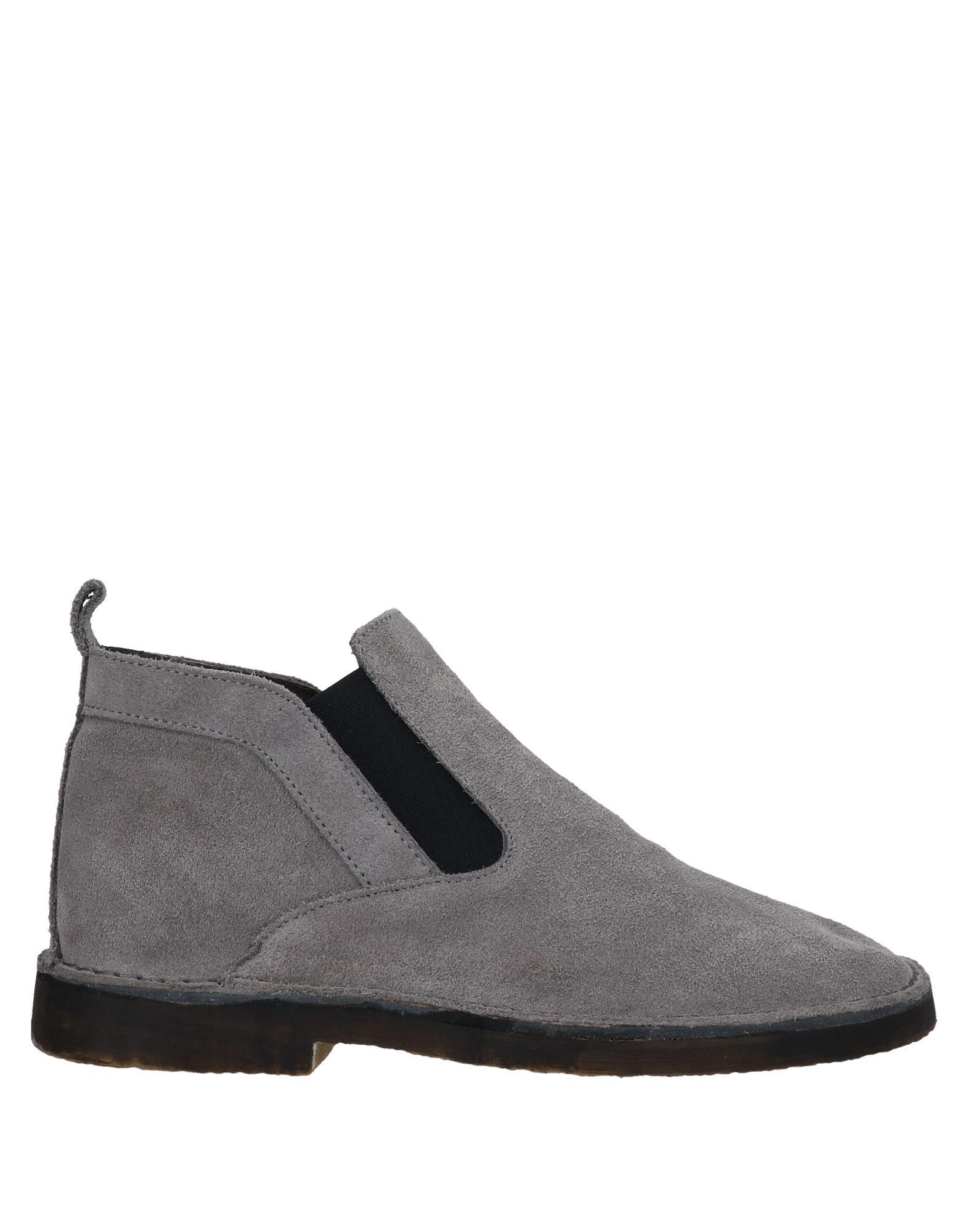 GREY DANIELE ALESSANDRINI Полусапоги и высокие ботинки grey daniele alessandrini высокие кеды и кроссовки