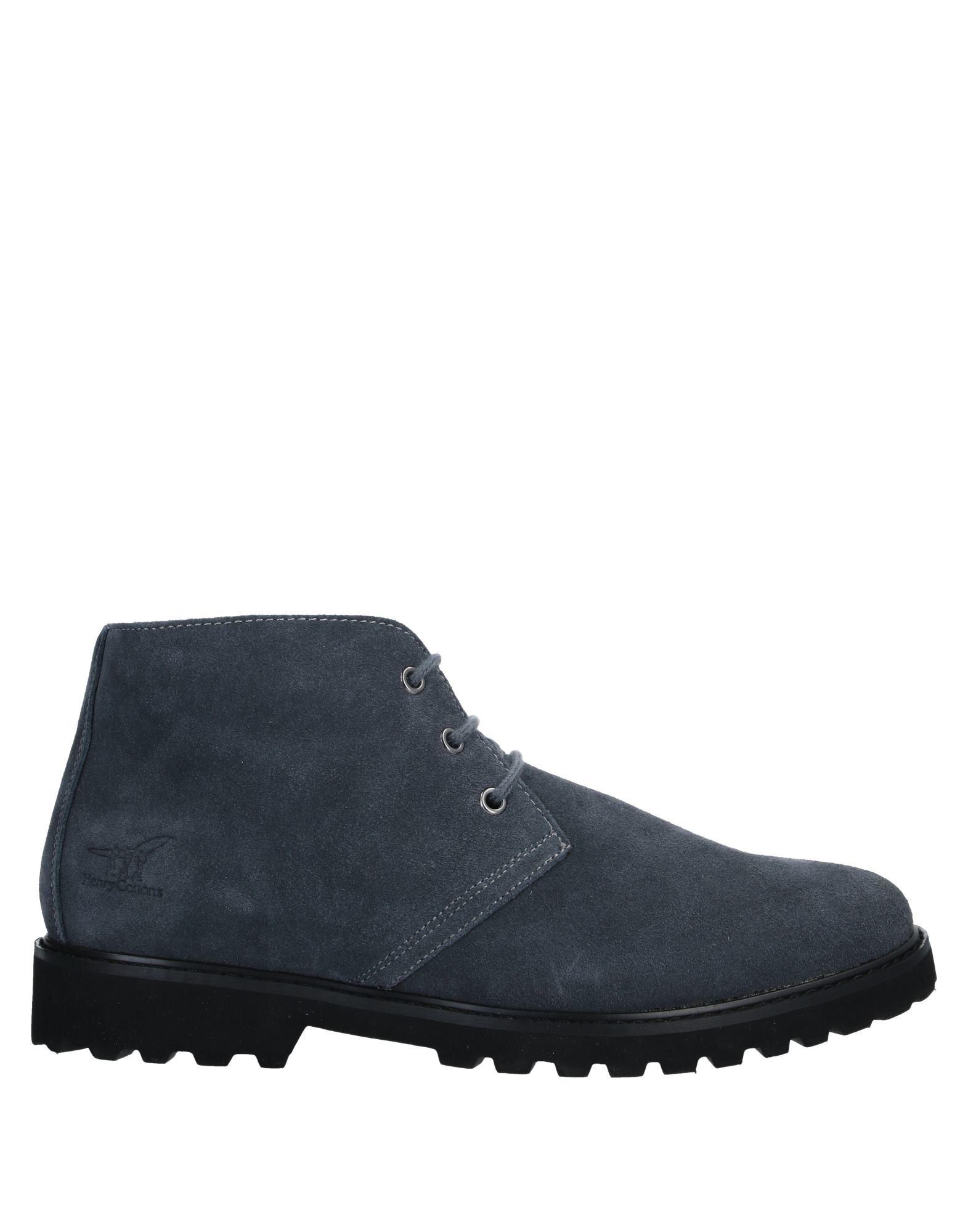HENRY COTTON'S Полусапоги и высокие ботинки