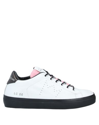 LEATHER CROWN Sneakers & Tennis basses femme