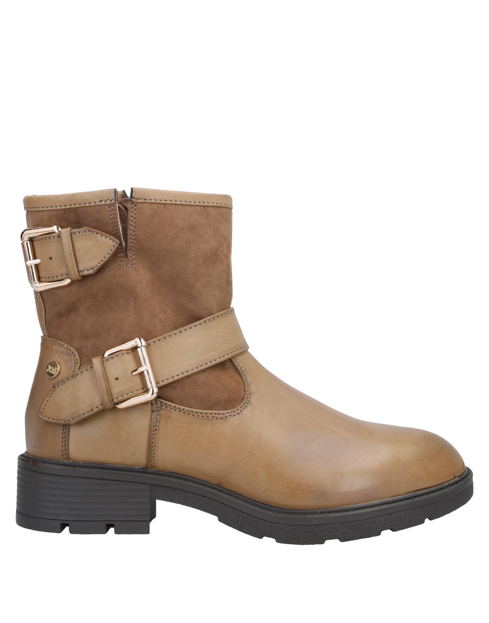 XTI Полусапоги и высокие ботинки