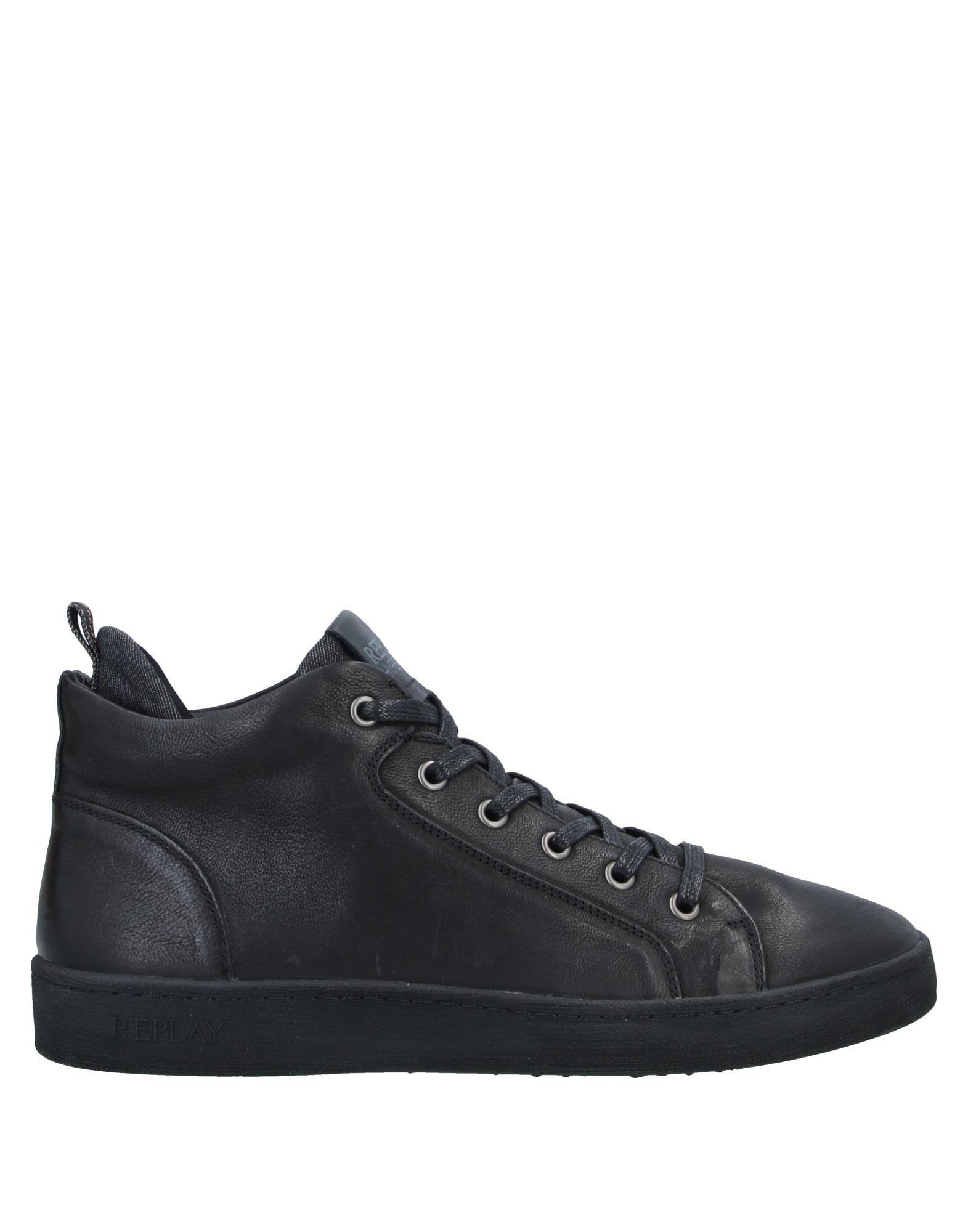 REPLAY Высокие кеды и кроссовки replay высокие кеды и кроссовки