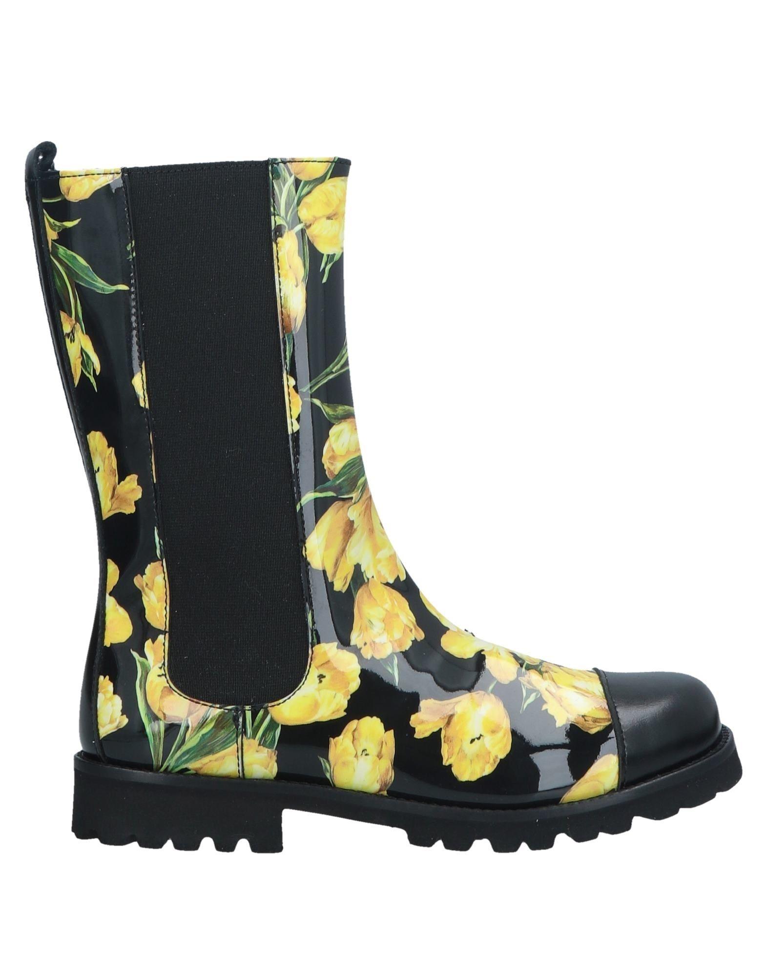 DOLCE & GABBANA   DOLCE & GABBANA Boots 11718351   Goxip