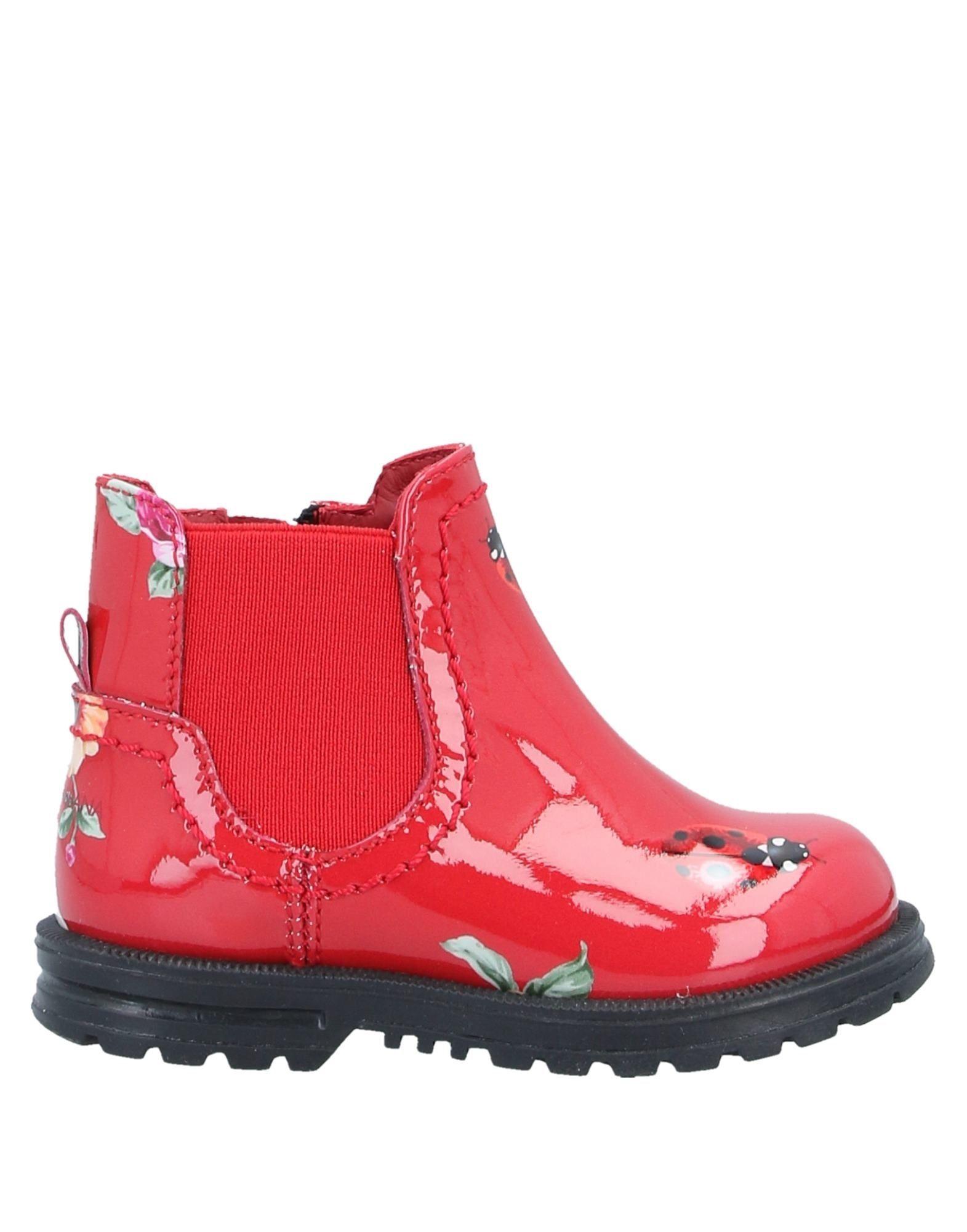 DOLCE & GABBANA   DOLCE & GABBANA Ankle Boots 11718631   Goxip