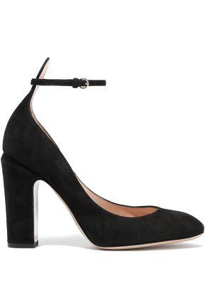 VALENTINO GARAVANI حذاء بمب من الجلد الناعم