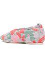 JIL SANDER Brocade slippers