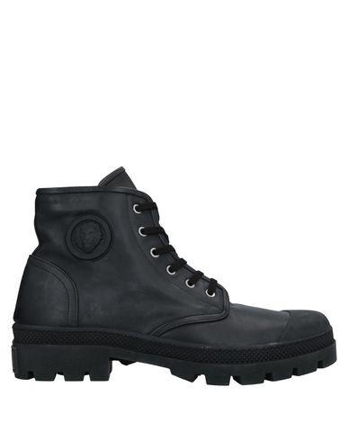 Фото - Полусапоги и высокие ботинки от VERSUS VERSACE черного цвета