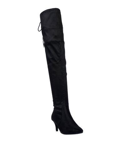 Фото 2 - Женские сапоги MARIA MARE черного цвета