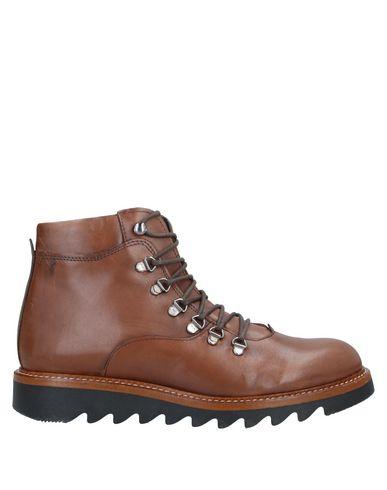 Фото - Полусапоги и высокие ботинки от BOTTEGA MARCHIGIANA коричневого цвета
