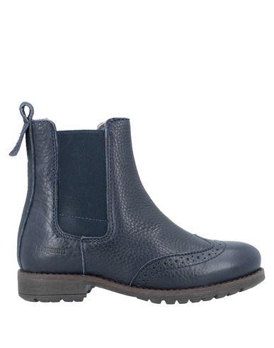 Купить Полусапоги и высокие ботинки от BISGAARD темно-синего цвета