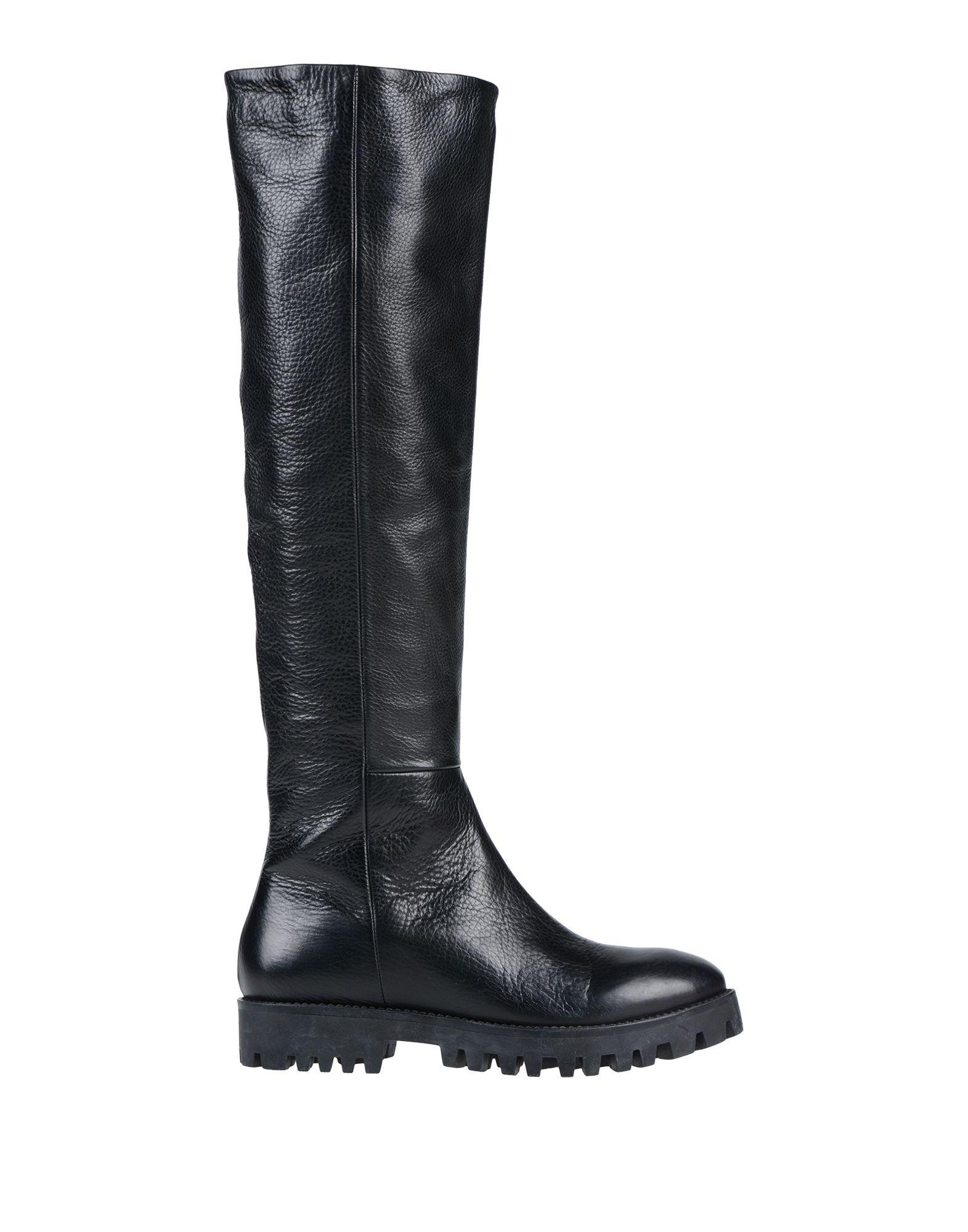 《セール開催中》JD JULIE DEE レディース ブーツ ブラック 36 革