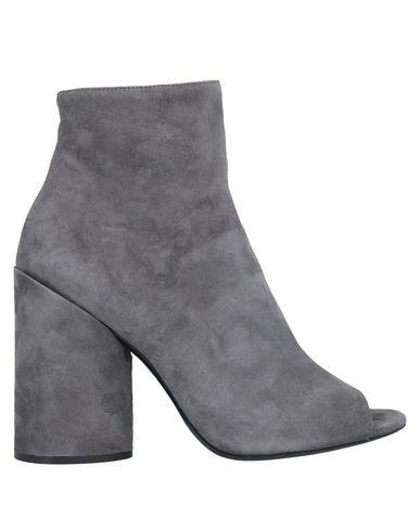 Фото - Полусапоги и высокие ботинки от ELEVENTY свинцово-серого цвета