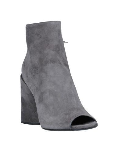 Фото 2 - Полусапоги и высокие ботинки от ELEVENTY свинцово-серого цвета