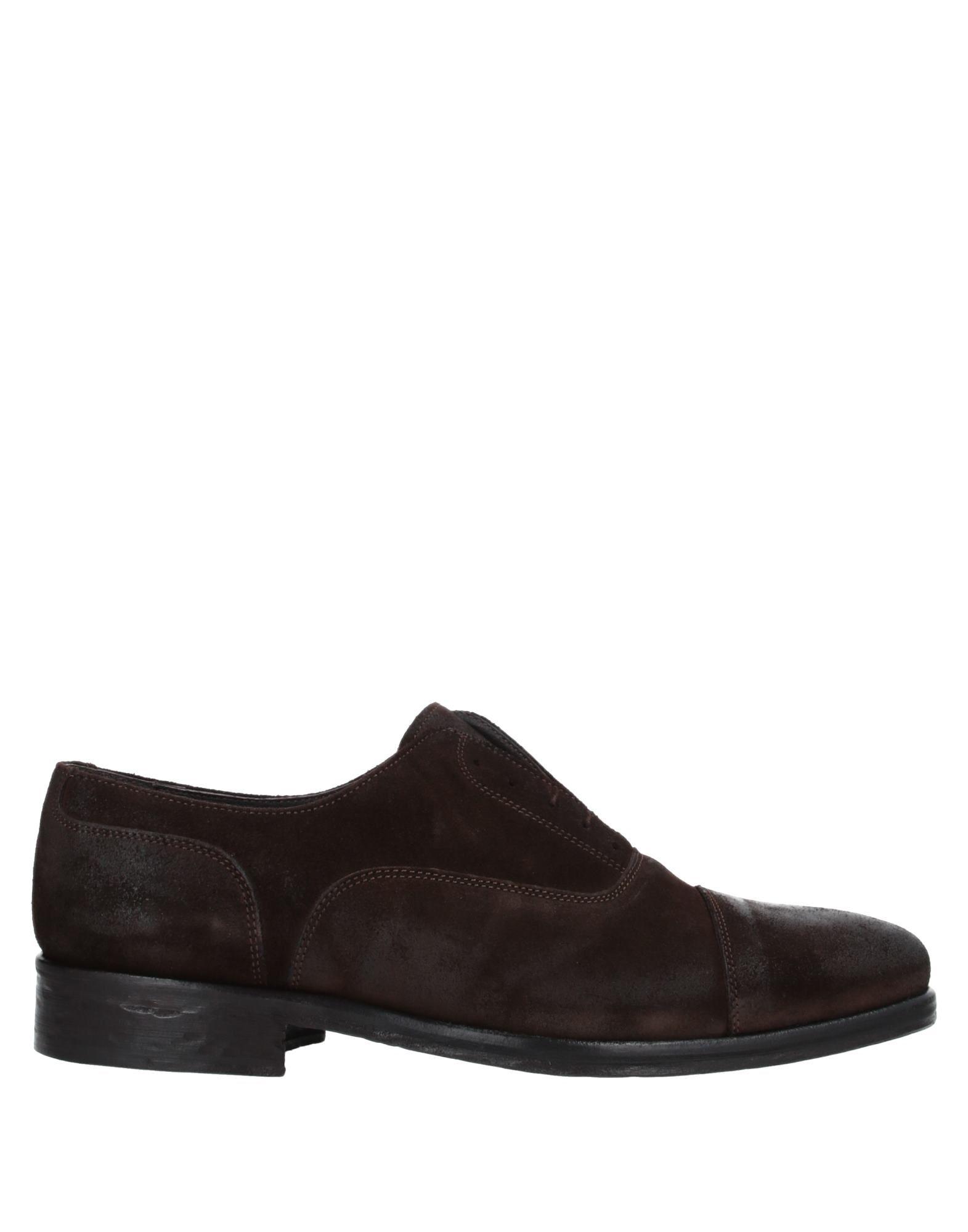цена GREY DANIELE ALESSANDRINI Обувь на шнурках онлайн в 2017 году