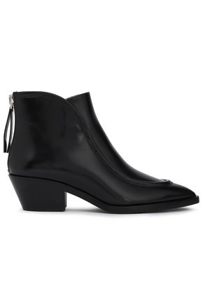 JIL SANDER Mid Heel Boots