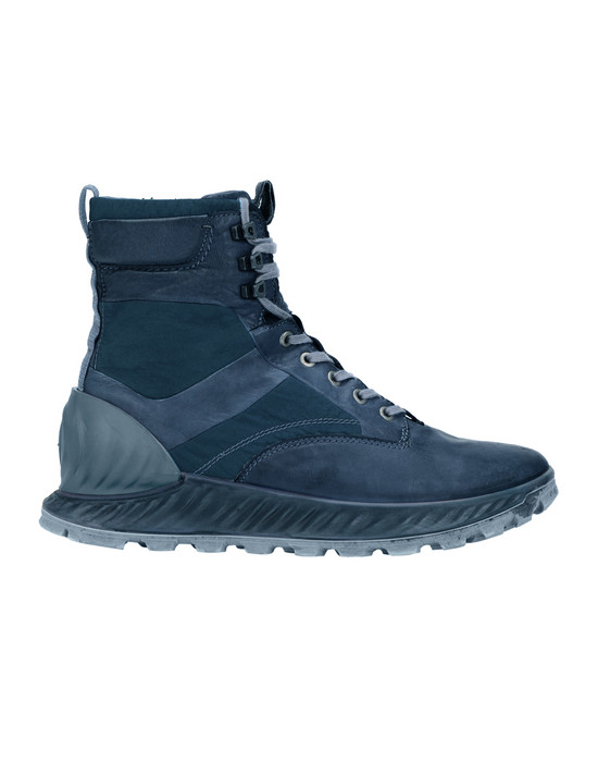 SCHUH S0695 GARMENT DYED LEATHER EXOSTRIKE BOOT WITH DYNEEMA® STONE ISLAND - 0