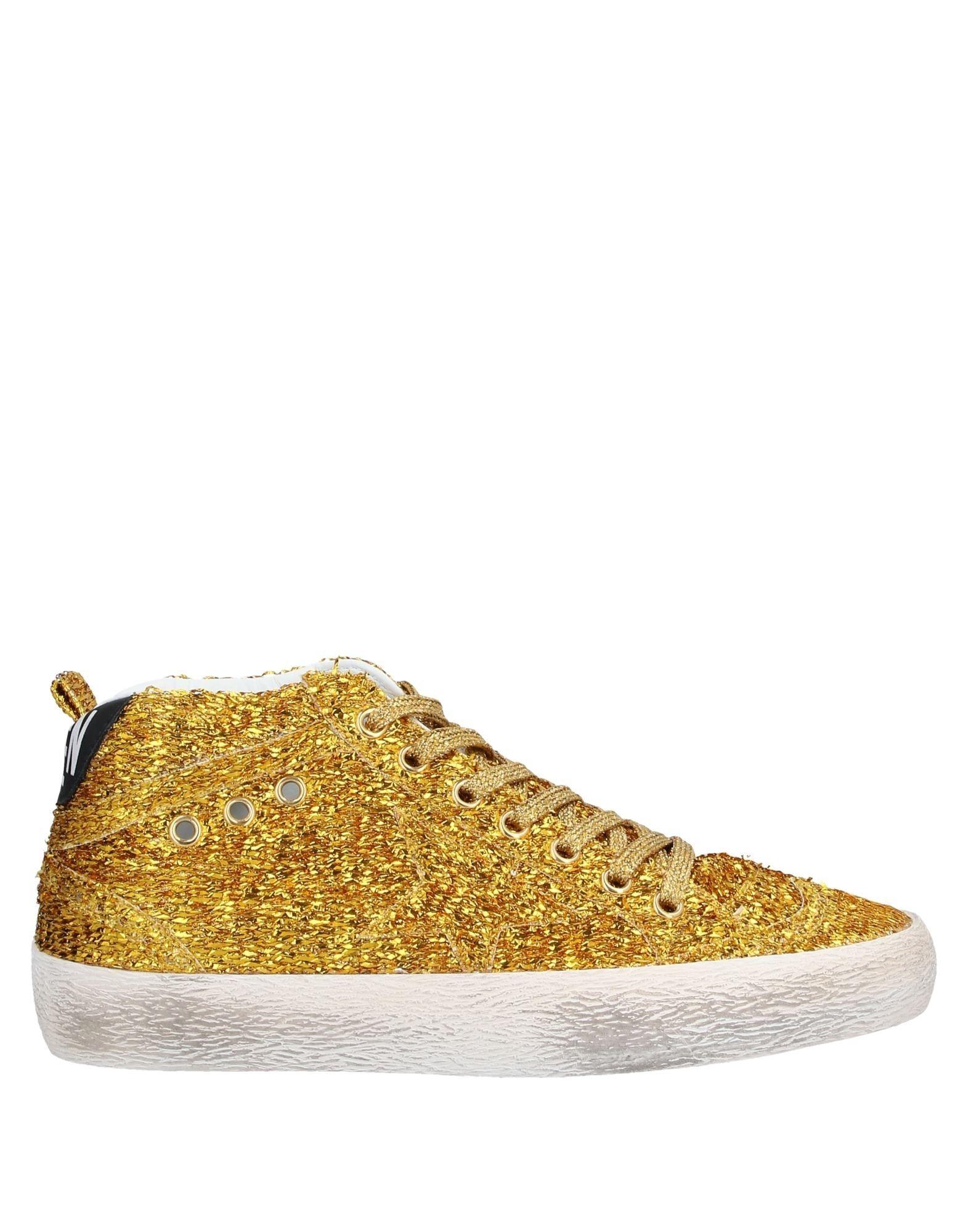 GOLDEN GOOSE DELUXE BRAND Высокие кеды и кроссовки