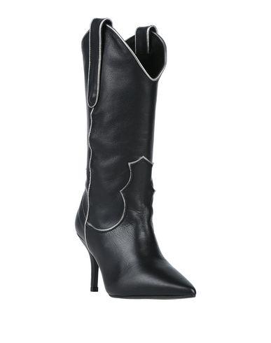 Фото 2 - Полусапоги и высокие ботинки от CHIO черного цвета